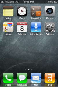 These are the only iPhone apps I'm allowed to use during Lent.